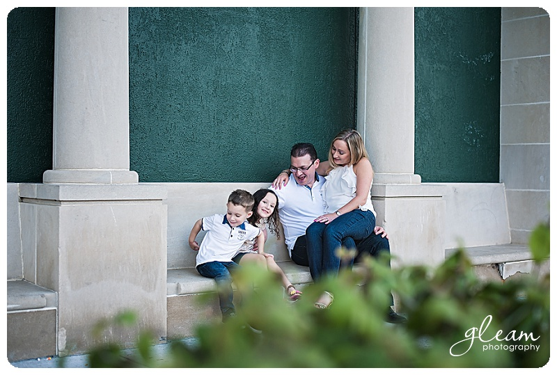 Family photography in Lake forest