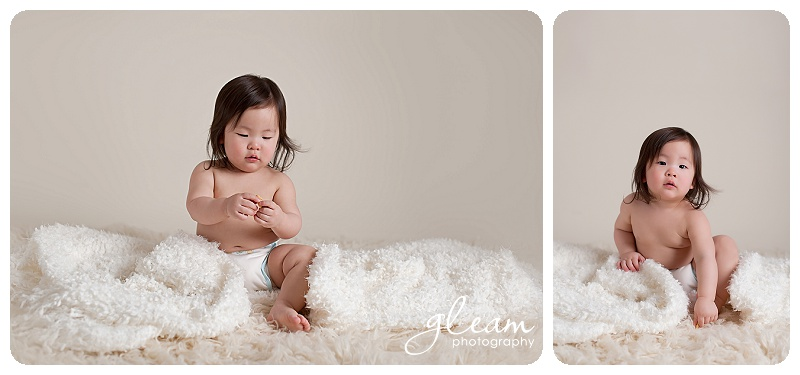 Northfield IL baby photographer
