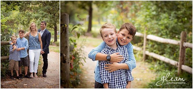 Wilmette family photographer
